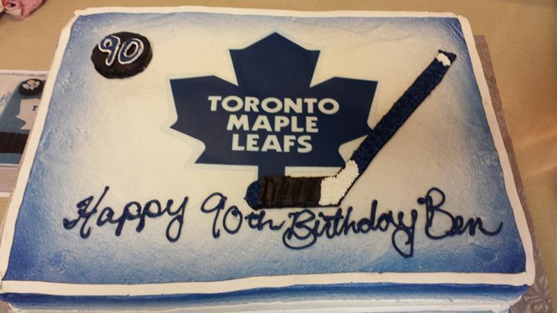 Hockey Cakes Classic Cakes